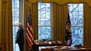 Das Leben mit einem Präsidenten Trump