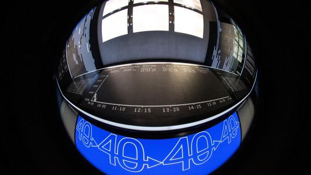 Erste deutsche Börsenliga auf 40 Konzerne erweitert