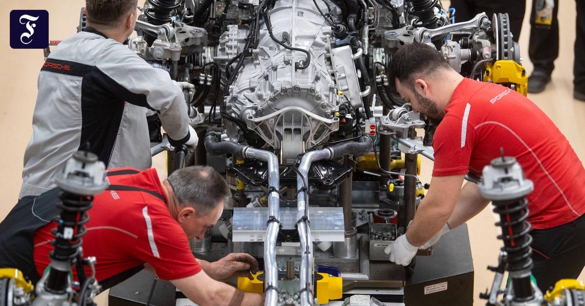 Neun EU-Staaten fordern Enddatum für Verbrennungsmotor - FAZ - Frankfurter Allgemeine Zeitung