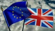 Vertrauliches Brexit-Treffen - für den Fall der Fälle