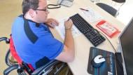 Mitarbeiter mit Behinderung: Für sie gibt es eigentlich eine Quote.