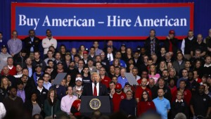 Amerikanischer Protektionismus besorgt Berlin und Brüssel