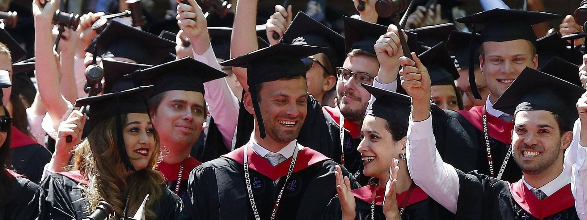 Amerikas Studenten haben 1,5 Billionen Dollar Schulden