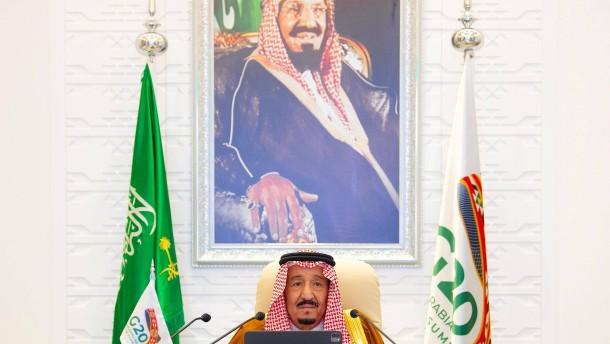 Saudi-Arabien will Auftragsvergabe an Sitz im Land koppeln