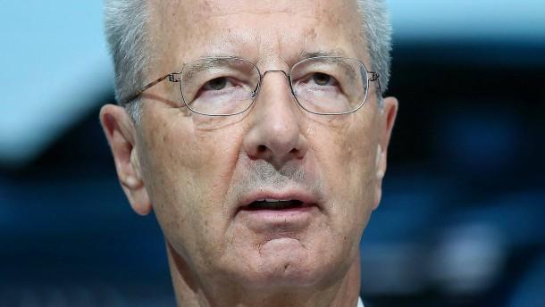 VW ruft nach Staatshilfe