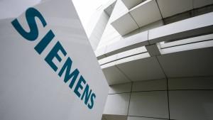 Siemens baut 50 Lokomotiven für den Iran
