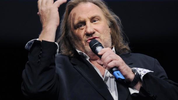 Gérard Depardieu flieht vor Frankreichs Steuern