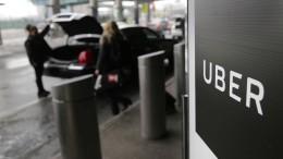 Die Pandemie bremst Uber aus