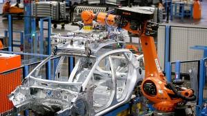 Ford stellt Produktion in Köln vorläufig ein