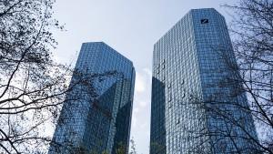 Deutsche Bank zahlt schon wieder
