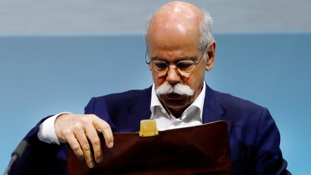 Er hat Daimler vor dem Niedergang bewahrt