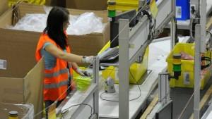 Amazon-Beschäftigte wollen streiken