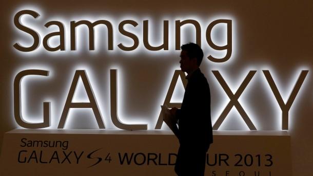 Samsung will Apple mit Computeruhr überholen