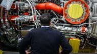 Auftrieb für Hightech: Flugzeugingenieure sind gefragte Fachkräfte