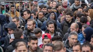 Zuwanderung ist die größte Sorge der Deutschen
