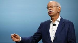 Kampf um Daimlers Aufsichtsrat