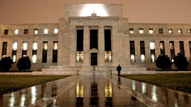 Amerikas Notenbank kauft weiter Anleihen