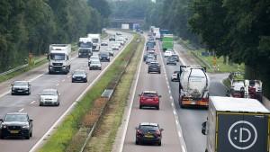 Eine selten günstige Autobahn