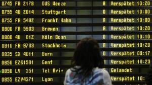 Keine Entschädigung für Flugverspätung wegen Randale