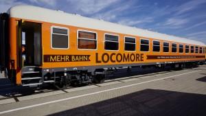 Eine günstige Konkurrenz für die Bahn