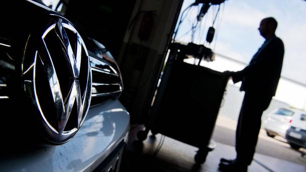 Autoindustrie erwartet Einbruch um 20 Prozent