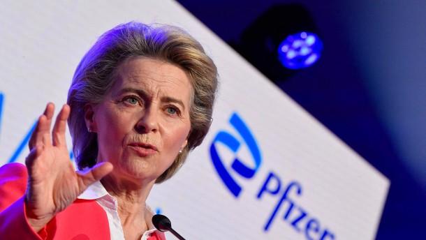 EU will bis Sommer 70 Prozent der Erwachsenen geimpft haben