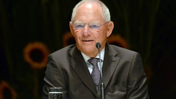 Erzbischof Zollitsch wird 75 -  Wolfgang Schäuble