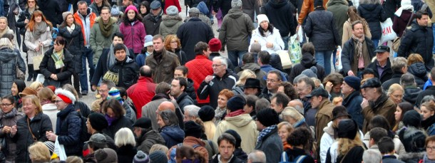 Viele Menschen wollen nicht erst infolge der Finanzkrise nach Deutschland.