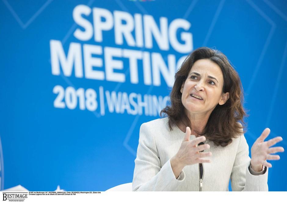 Musste Transparency International vorzeitig verlassen: Patricia Moreira
