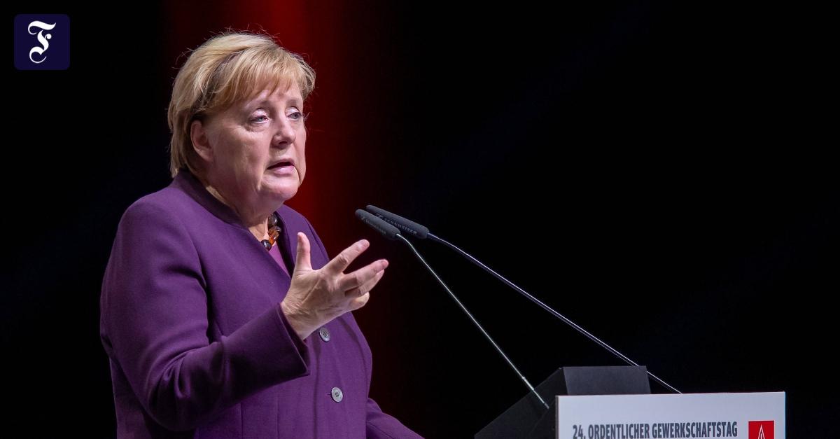 """""""Müssen schneller werden"""": Merkel will neue Schienen per Gesetz"""