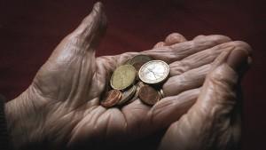 Künftige Rentner fürchten das Alter