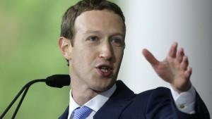 """Milliardär über Facebook: """"Dieses fette Kalb ist reif"""""""