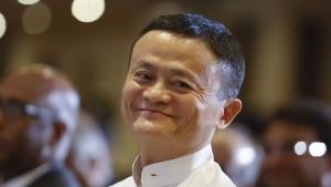 Jack Ma trumpft auf