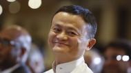 Vom Lehrer zum Internet-Milliardär: Jack Ma gründete den Online-Händler Alibaba