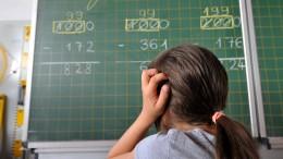 Mädchen unterschätzen ihre Mathe-Fähigkeiten