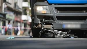 MAN ersetzt Rückspiegel am Lkw durch Kamera