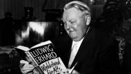 Ludwig Erhard (1897 bis 1977) sah in der Sozialen Marktwirtschaft nie ein in Stein gemeißeltes Dogma.