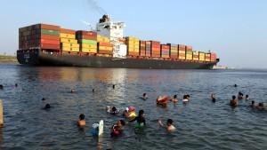 Ägypten plant Ausbau des Suez-Kanals
