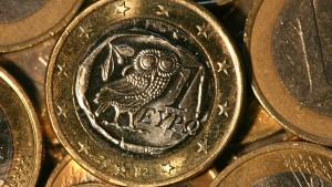 Griechen-Austritt würde Deutschland 80 Milliarden kosten