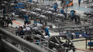 Weltbank warnt vor Überhitzung