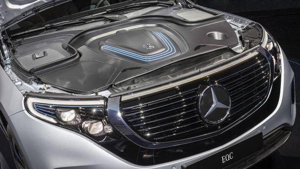 Ein Bolzen wird für Mercedes zur Blamage