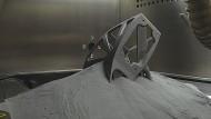 Titanpulver für Flugzeugteile