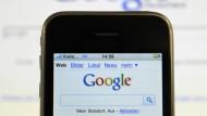 Die Vereinbarung zwischen Google und Apple war jahrelang geheim.