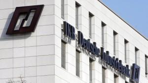 Union will IKB-Verkauf stoppen