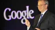 """""""Nicht hilfreich"""": Google-Chef Eric Schmidt will angeblich nach Nordkorea fahren - warum, ist nicht bekannt."""