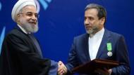 Iran klagt über Iran-Phobie der Banken