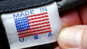 Defizit in amerikanischer Handelsbilanz steigt weiter