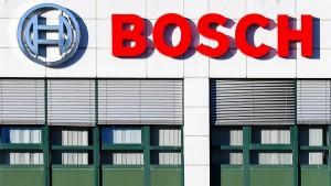 Weitere Mitarbeiter von Bosch unter Verdacht