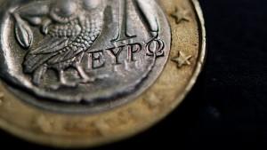 Neue Hilfstranche für Griechenland
