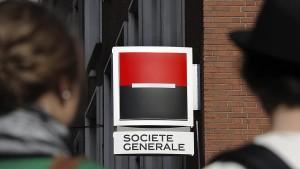 Société Générale will sparen und verkaufen